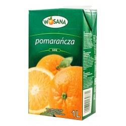 Wosana sok pomarńczowy 100% 1l.
