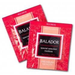 Herbata kopertowana Balador Rooibos 100 sztuk