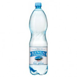 Woda Kinga Pienińska Naturalna 1.5l 6 sztuk