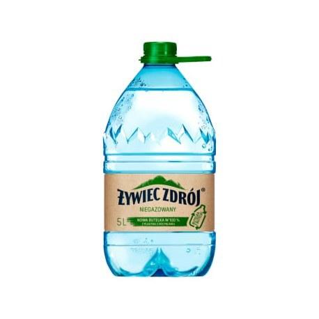 Woda Żywiec Zdrój Niegazowany 5 l