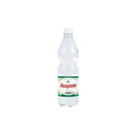 Woda Muszynianka niegazowana 0.6 L. 8 sztuk