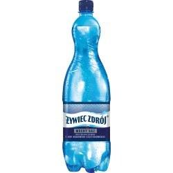 Woda Żywiec Gazowana 1.5l. 6 sztuk