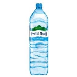 Woda Żywiec Niegazowana 1.5 l. 6 sztuk