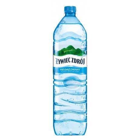 Woda Żywiec Niegazowana 1.5l PALETA 552 BUTELKI