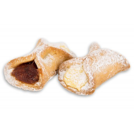 Ciasteczka z Krakowa Łódeczka wiśniowo-adwokatowa 2.5 kg