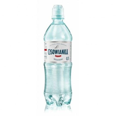 Woda Cisowianka Sport 0.7 l 8 sztuk