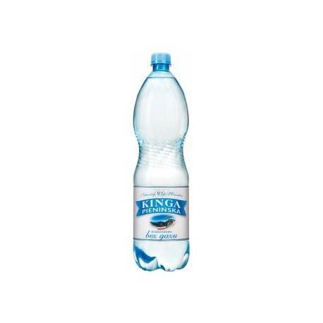 Woda Kinga Pienińska Bez Gazu 1.5l 6 sztuk