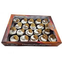 Adamek Muffinki śmietankowo-kokosowe 20 sztuk