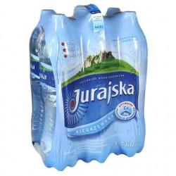 Woda Jurajska niegazowana 1.5l. PALETA 504 BUTELKI