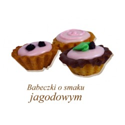 KMN Babeczka Jagodowa 0.9 kg