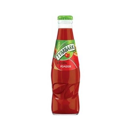 Tymbark HORECA Sok 100% Pomidorowy 0.2l 15 sztuk