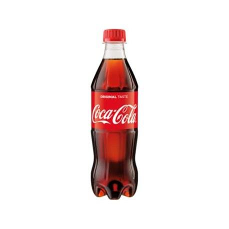 COCA-COLA Napój gazowany 500 ml 18 sztuk