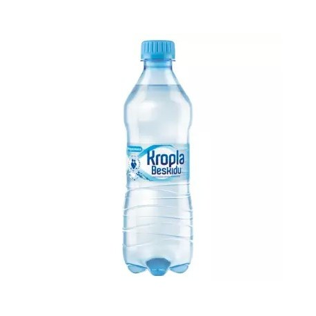 Woda Kropla Beskidu niegazowana 0.5l 12 sztuk