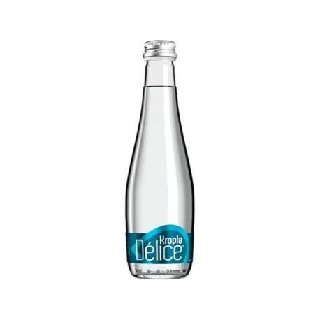 Woda Kopla Delice gazowana (szkło) 330 ml 12 sztuk
