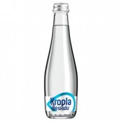 KROPLA BESKIDU Woda mineralna niegazowana (szkło) 330 ml 12 sztuk