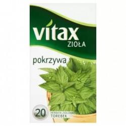 VITAX Zioła Pokrzywa 20 torebek 1 szt
