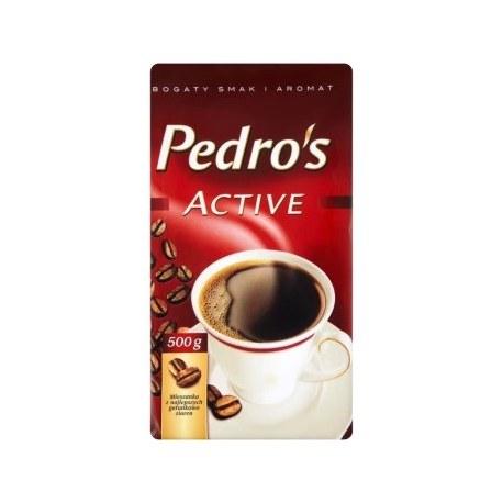 PEDRO'S Active Kawa mielona 500 g