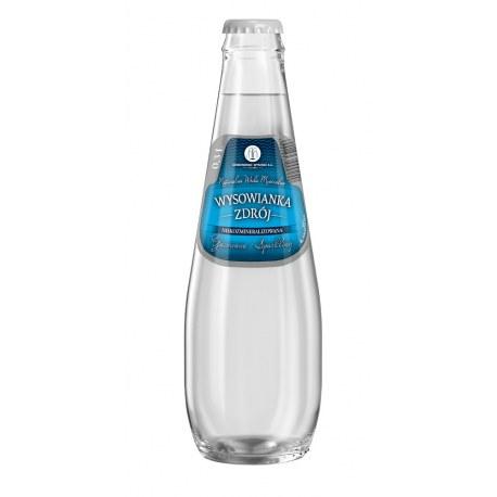 Woda Kinga Pienińska gazowana 0.5l 12 sztuk